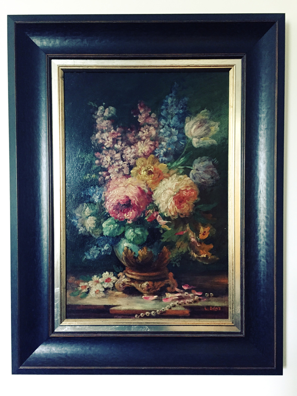 Picture inspiration for flower arrangement